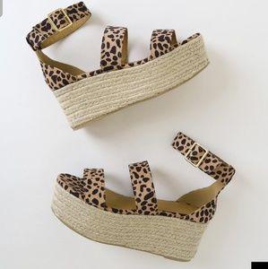 Lulus Qupid Platform Sandal